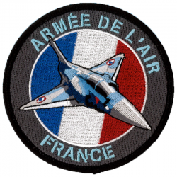 Patch mirage 2000 Armée de l'air