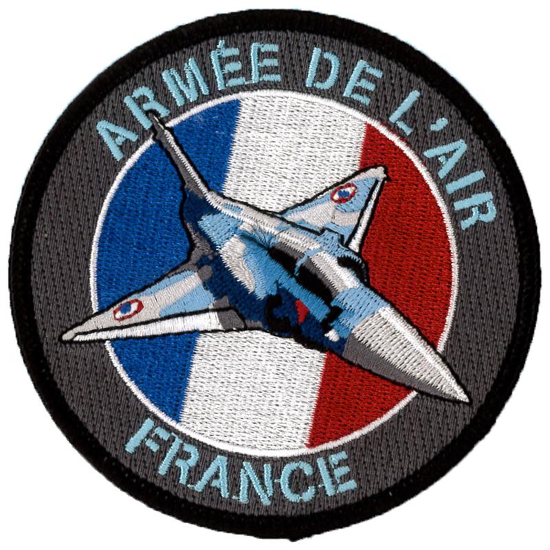 Patch mirage 2000 Armée de l'air