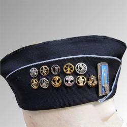 Ensemble Pin's d'Arme de l'Armée Française