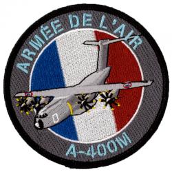 Patch A400M Armée de l'Air