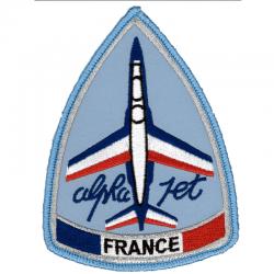 Ecusson Patch Alpha Jet France