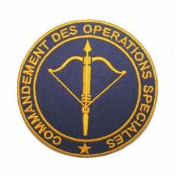 Ecusson brodé Commandement des Opérations Spéciales