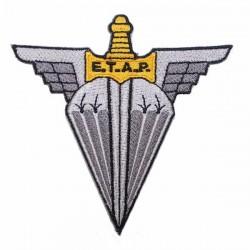 Ecusson Ecole des Troupes Aéroportées (ETAP)