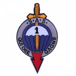 Ecusson 1er Régiment De Parachutistes D'Infanterie De Marine (1er RPIMa)