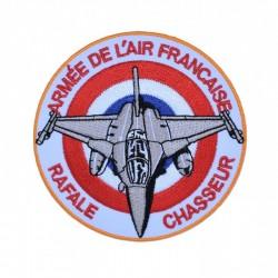 Ecusson de l'Armée de l'Air Française (Chasseur Rafale)