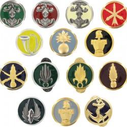 Insigne de Collet de l'armée française