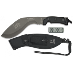 Machette K25 Mammoth Noire