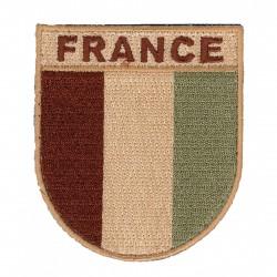 Ecusson De Bras France Desert