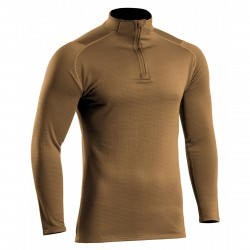 Maillot Zip Thermo Coyote