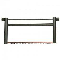 Scie pliable en aluminium facile à installer et à utiliser