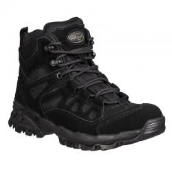 Chaussures Squad Noires profil