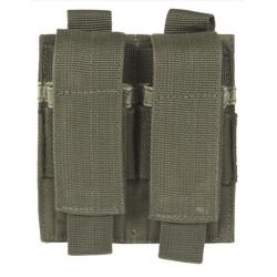 Porte Chargeur Pour Pistolet Vert Armée