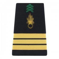 Fourreaux d'épaule vendus par paire de Capitaine de l'Armée de Terre