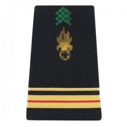 Fourreaux d'épaule de Major de l'Armée de Terre