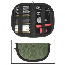 Kit Couture Etui Vert Armée