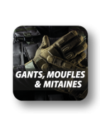 Gants, Moufles & Mitaines